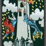 Laura Bruno ~ The Tower Card
