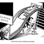 Goldman Loses $2.2B After Scathing Op-ed