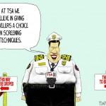 Michael Grabell ~ TSA Reveals Passenger Complaints Four Years Later