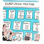 Paul Taylor ~ Analysis: Euro Zone Fragmenting Faster Than EU Can Act