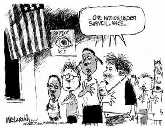 the issues of privacy and governmental survaillance Read the pros and cons of the debate nsa surveillance  the threat to privacy posed by domestic surveillance is  therefore many issues levied as being.