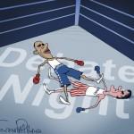 Matt Taibbi ~ Mitt Romney Wins All-Important BS Contest