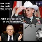 Alcuin Bramerton ~ War For Profit. War For Theft. War For Torture. The Fetid Excrescence Of US Militarism