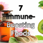 Elizabeth Renter ~ 7 Foods And Herbs To Fight The Common Cold