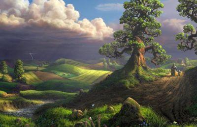 TreeAndFarmland