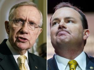 Harry Reid & Mike Lee