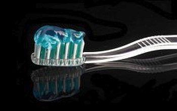 ToothbrushToothpasteFluoride