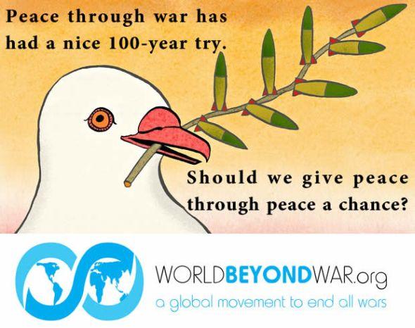 WorldBeyondWar-GivePeaceAChance