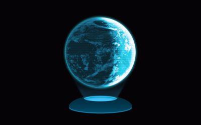EarthHologram