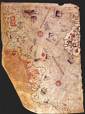 Piri Reis' Impossible Map
