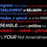 Ethan Indigo Smith ~ The First Amendment – The REAL Patriot Act