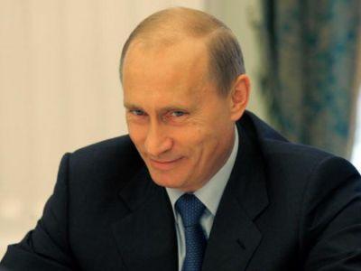 VladimirPutinSmiling